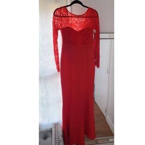 Formal gown/ prom dress